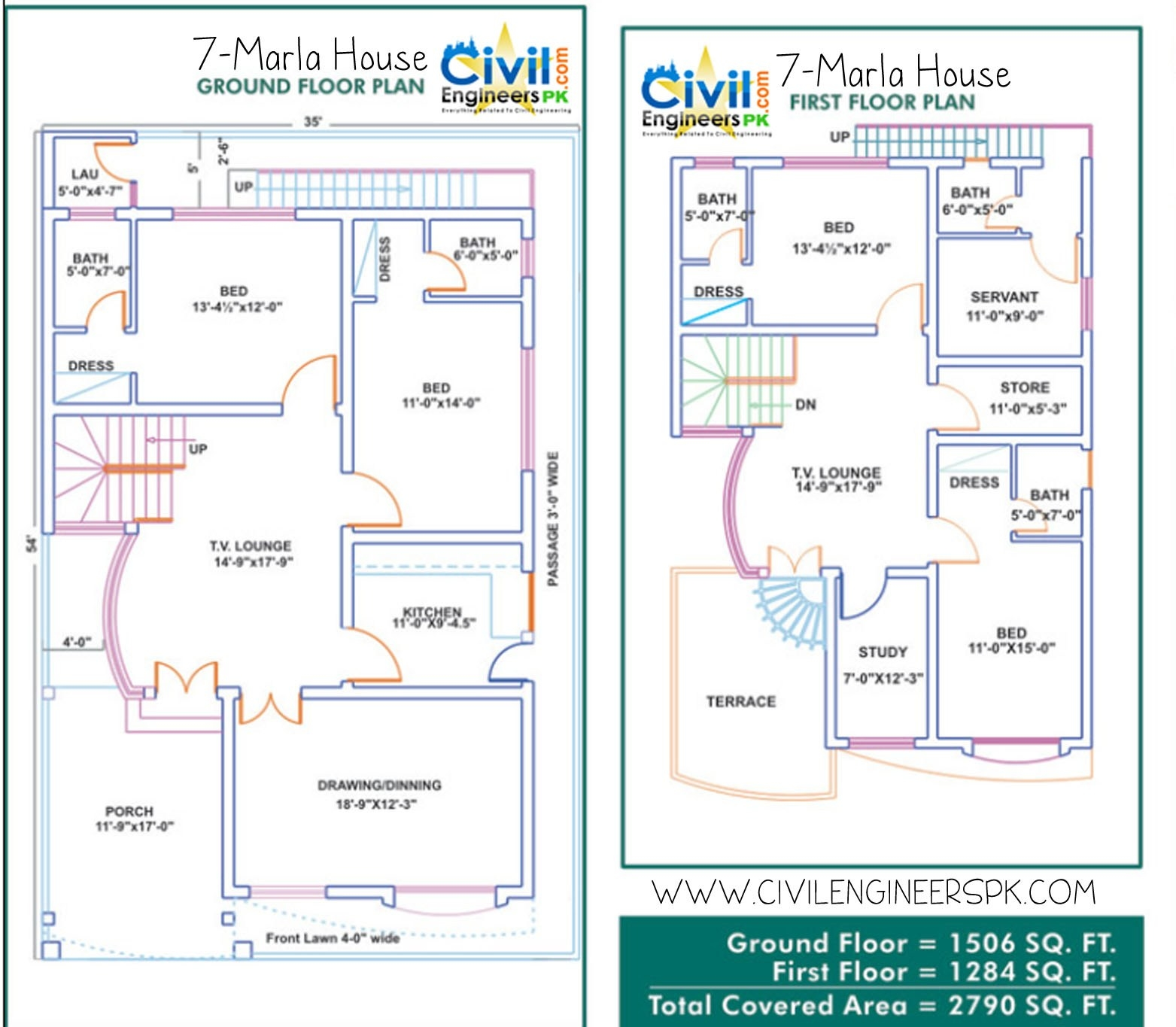Different house plans for different sizes aarz pk blog for House plan maps free