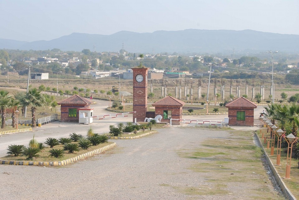 Development of Royal City Islamabad - AARZ PK Blog